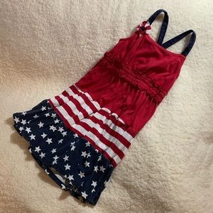 Other - Fourth of July Patriotic Dress - SIze 6
